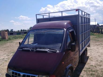 ГАЗ ГАЗель 2002 года за 1 550 000 тг. в Тараз – фото 3