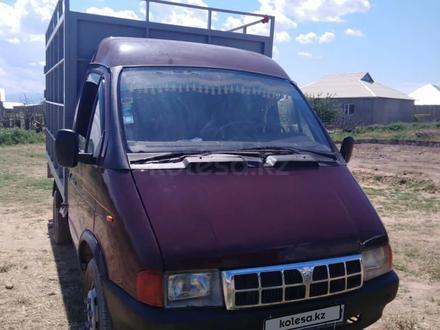 ГАЗ ГАЗель 2002 года за 1 550 000 тг. в Тараз – фото 4