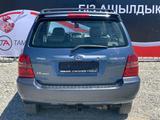 Toyota Highlander 2001 года за 4 800 000 тг. в Шымкент – фото 4