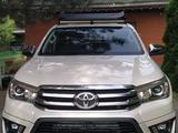Toyota Hilux 2018 года за 21 500 000 тг. в Алматы
