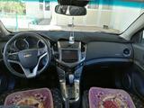 Chevrolet Cruze 2013 года за 4 600 000 тг. в Туркестан – фото 4