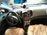Chevrolet Aveo 2013 года за 3 000 000 тг. в Кокшетау – фото 5