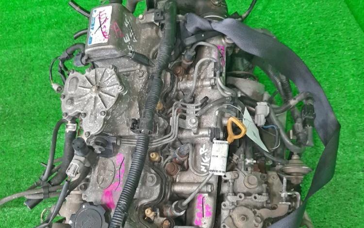 Двигатель TOYOTA CALDINA CT198 2C 1998 за 637 000 тг. в Костанай
