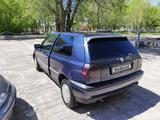 Volkswagen Gol 1993 года за 1 270 000 тг. в Караганда – фото 4