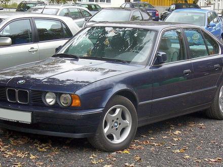 BMW 525 1993 года за 55 688 тг. в Алматы – фото 3