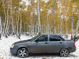 ВАЗ (Lada) Priora 2170 (седан) 2010 года за 1 500 000 тг. в Кокшетау – фото 3