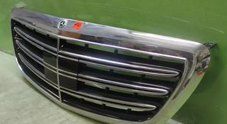 Астана Решетка радиатора Mercedes 63 AMG Maybach w222 за 208 000 тг. в Нур-Султан (Астана)