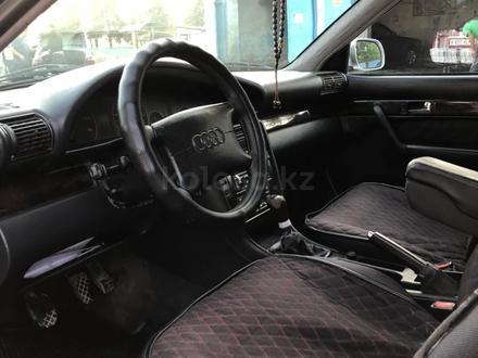 Audi A6 1996 года за 2 700 000 тг. в Сарыагаш – фото 7