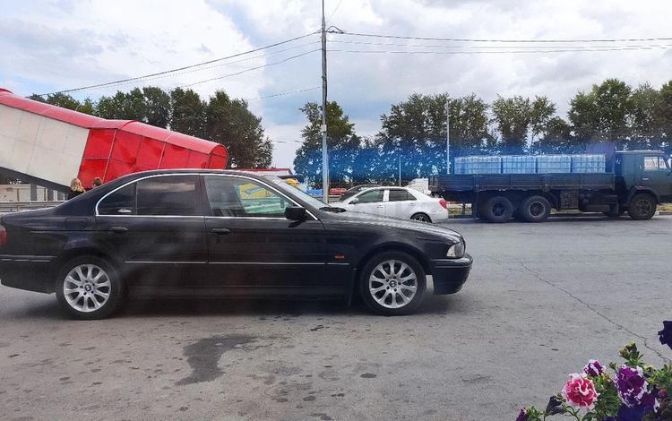 BMW 523 1997 года за 2 100 000 тг. в Петропавловск