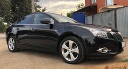 Chevrolet Cruze 2012 года за 3 950 000 тг. в Актобе – фото 3