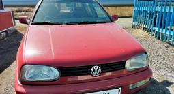Volkswagen Golf 1992 года за 1 300 000 тг. в Караганда – фото 2