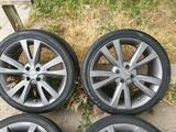 Диски + шины за 150 000 тг. в Тараз – фото 3