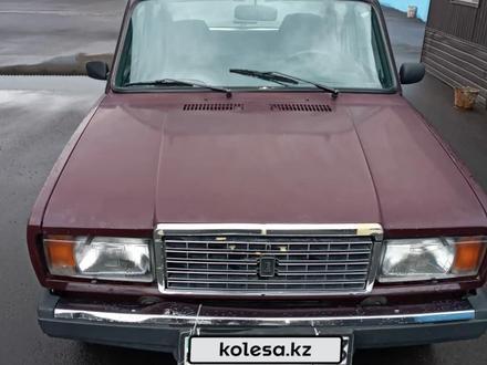 ВАЗ (Lada) 2107 2007 года за 750 000 тг. в Шымкент