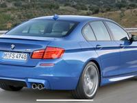 BMW M 5 F 10 2010-2013 спойлер за 90 000 тг. в Алматы