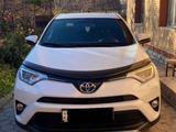 Toyota RAV 4 2017 года за 12 600 000 тг. в Караганда – фото 2