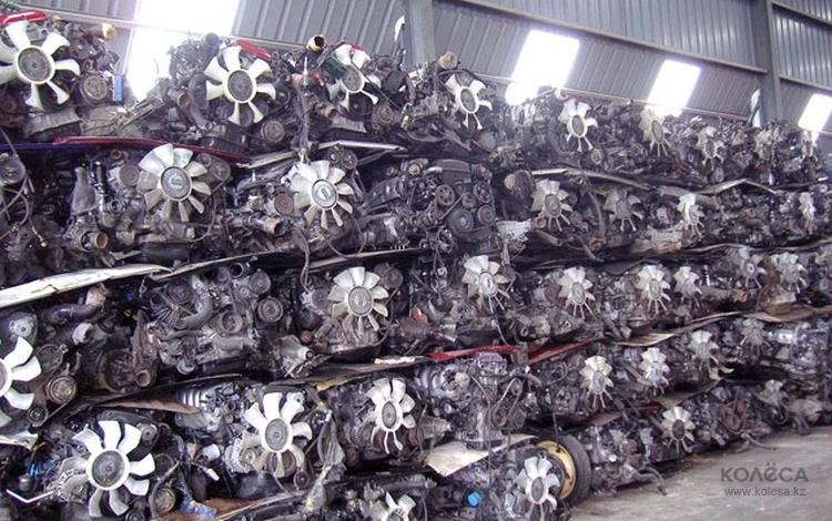 Контрактные двигатель акпп мкпп коробка автомат турбина головка блока в Алматы