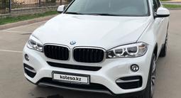 BMW X6 2016 года за 19 500 000 тг. в Алматы