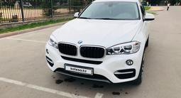 BMW X6 2016 года за 19 500 000 тг. в Алматы – фото 2
