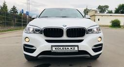 BMW X6 2016 года за 19 500 000 тг. в Алматы – фото 3