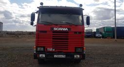 Scania  112 1987 года за 5 300 000 тг. в Черноярка – фото 2