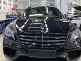 Mercedes-Benz S 63 AMG 2017 года за 48 500 000 тг. в Алматы – фото 2
