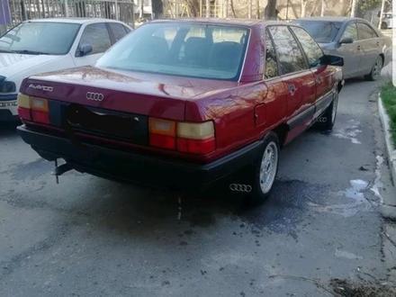 Audi 100 1990 года за 1 200 000 тг. в Шымкент – фото 2