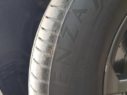 Шины Bridgestone Alenza 001 летняя 4шт за 290 000 тг. в Алматы – фото 3
