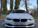 BMW 316 2014 года за 7 500 000 тг. в Алматы
