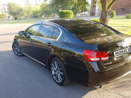 Lexus GS 300 2008 года за 5 500 000 тг. в Нур-Султан (Астана) – фото 5