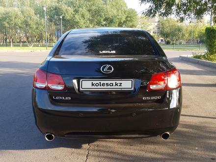 Lexus GS 300 2008 года за 5 500 000 тг. в Нур-Султан (Астана) – фото 6