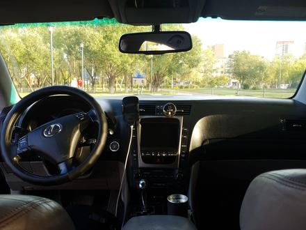 Lexus GS 300 2008 года за 5 500 000 тг. в Нур-Султан (Астана) – фото 9