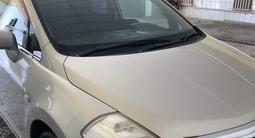 Nissan Tiida 2005 года за 2 300 000 тг. в Жанаозен – фото 4