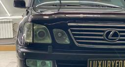 Lexus LX 470 2007 года за 8 888 888 тг. в Алматы – фото 4