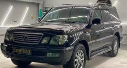 Lexus LX 470 2007 года за 8 888 888 тг. в Алматы – фото 2