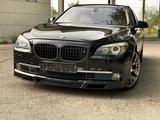 BMW 750 2009 года за 7 500 000 тг. в Алматы