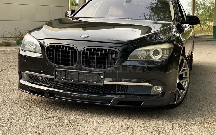 BMW 740 2009 года за 7 800 000 тг. в Алматы