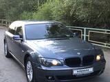 BMW 740 2005 года за 5 200 000 тг. в Алматы – фото 2