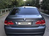 BMW 740 2005 года за 5 200 000 тг. в Алматы – фото 5