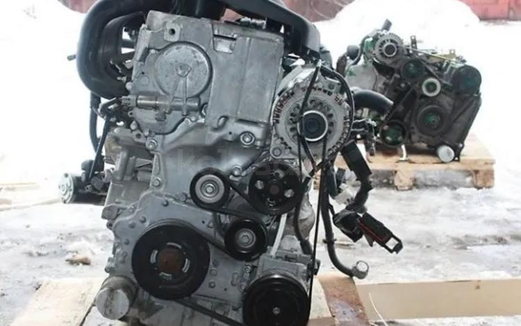 Двигатель nissan x-trail за 63 000 тг. в Нур-Султан (Астана)