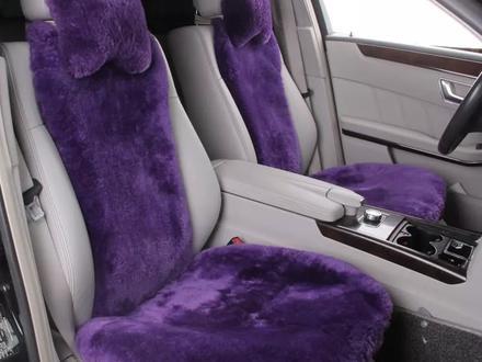 Меховые накидки для сидения авто за 20 000 тг. в Актау – фото 6