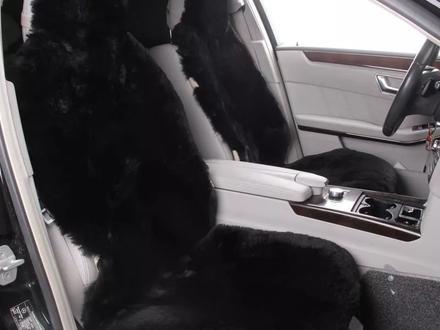Меховые накидки для сидения авто за 20 000 тг. в Актау – фото 3