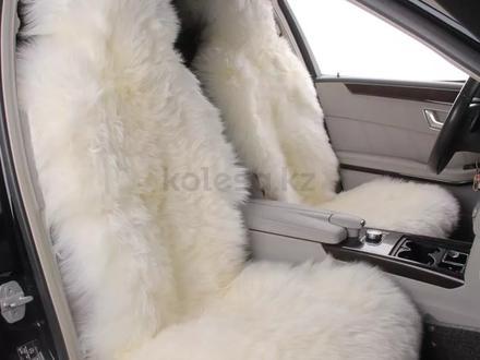 Меховые накидки для сидения авто за 20 000 тг. в Актау – фото 4