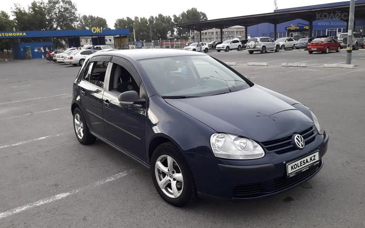 Volkswagen Golf 2007 года за 2 650 000 тг. в Алматы