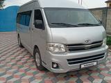Toyota HiAce 2012 года за 11 000 000 тг. в Алматы