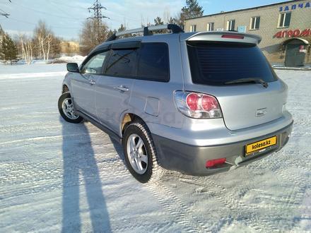 Mitsubishi Outlander 2003 года за 3 600 000 тг. в Павлодар – фото 3