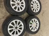Шины с оригинальными дисками Mercedes W166 ML, GL, GLE, GLS за 470 000 тг. в Караганда – фото 2