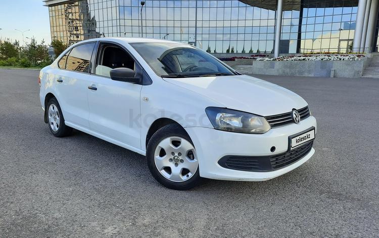 Volkswagen Polo 2014 года за 3 550 000 тг. в Нур-Султан (Астана)