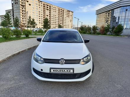 Volkswagen Polo 2014 года за 3 550 000 тг. в Нур-Султан (Астана) – фото 2