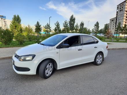Volkswagen Polo 2014 года за 3 550 000 тг. в Нур-Султан (Астана) – фото 3