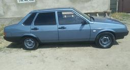 ВАЗ (Lada) 21099 (седан) 1996 года за 780 000 тг. в Тараз